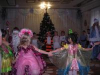 """Новогодняя сказка подготовительная группа """"Почемучки"""""""