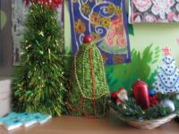 """Новогодний детский сад. Подготовительная группа """"Зайка"""""""