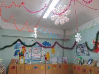 Новогодний детский сад младшая группа «Цыплёнок»